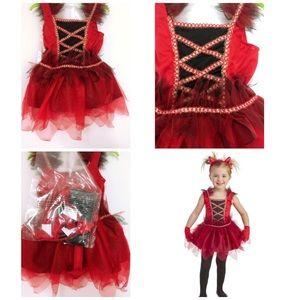 Other - Little Devil Toddler Halloween Costume